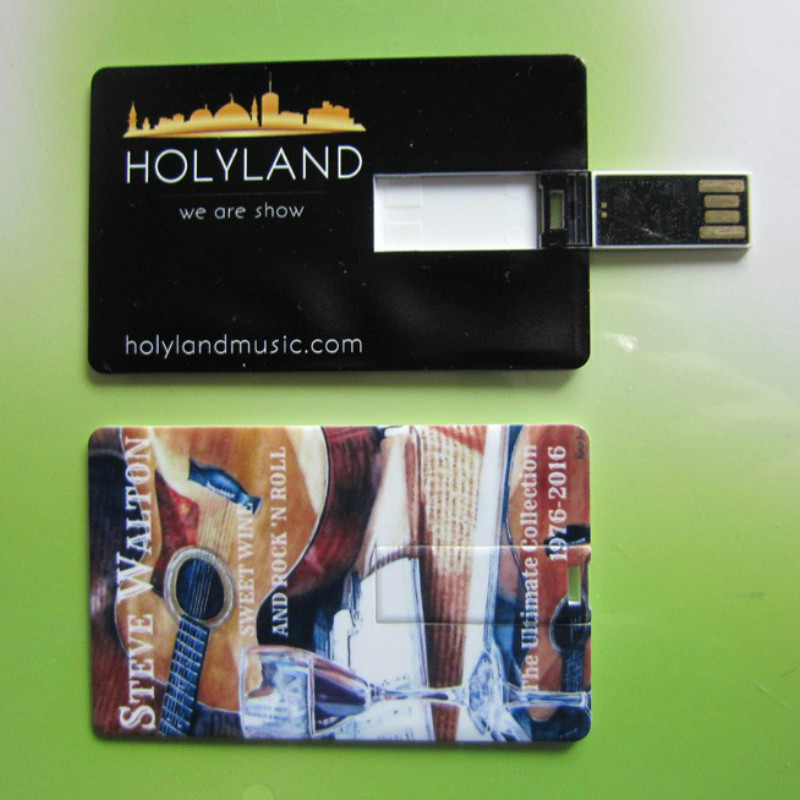 Card USB Flash Drive Pendrive External Memory Storage 4GB 8GB 16GB Pen Drive usb 2.0 customized for gift (15pcs can print logo )