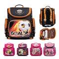 2018 ортопедические рюкзаки детские Мультяшные футбольные водонепроницаемые эргономичный дизайн школьная сумка Высокое качество детские ш...