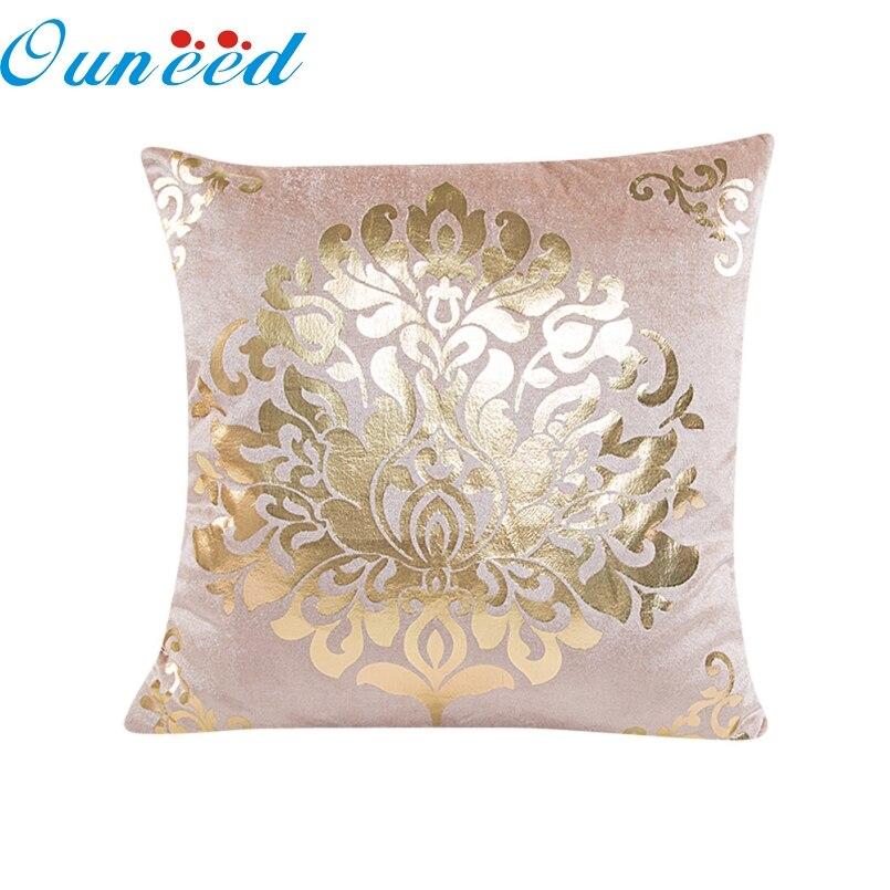 Ouneed Топ Grand Наволочки диван талии Пледы Чехлы для подушек Домашний декор 13 февраля