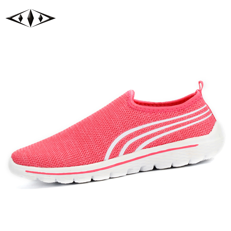 LEMAI New arrival Walk Women Sneakers Autumn Athleitic Outdoor Indoor Sport Breathable Air Mesh Light Running Shoes FB015-2