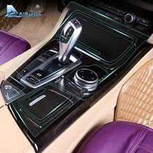 Скорость полета защита салона автомобиля Плёнки приборной панели консоли защитный Плёнки Обложка для BMW F30 3 серии F10 g30 5 серии Интимные аксессуары