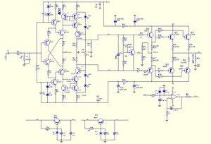 Image 3 - 1.0 MA 9 referentie Marantz MA 9S2 eindversterker board KIT/afgewerkt boord