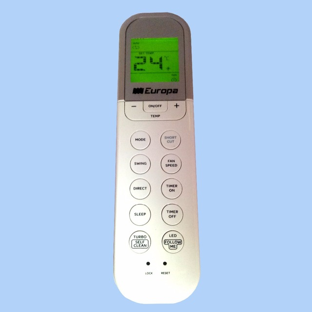 US $11 19 30% OFF ORIGINAL for MIDEA AIRCON Remote control RG36 / RG36F /  BGEF RG36A6/BGEF 3VDC series-in Remote Controls from Consumer Electronics  on