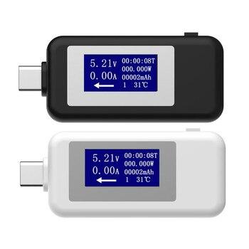 10pcs/lot DC USB Tester Current 4-30V Voltage Meter Timing Ammeter Digital Monitor 30%off