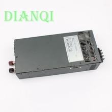 S-1200-36 1200 Вт 36 В 33a импульсный источник питания вход 110 В или 220 В для Светодиодные ленты света переменного тока в DC источник питания 1200 Вт источника питания