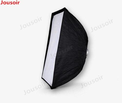 Nicefoto K70 * 100 cm Parapluie Cadre Photo Studio Carré Softbox Soft Box Pour Tous Les Flash Stroboscopique Éclairage CD50