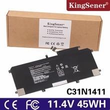 KingSener Nouveau C31N1411 Batterie D'ordinateur Portable Pour ASUS U305F Série Notbook C31N1411 11.4 V 45Wh Livraison 2 Ans de Garantie