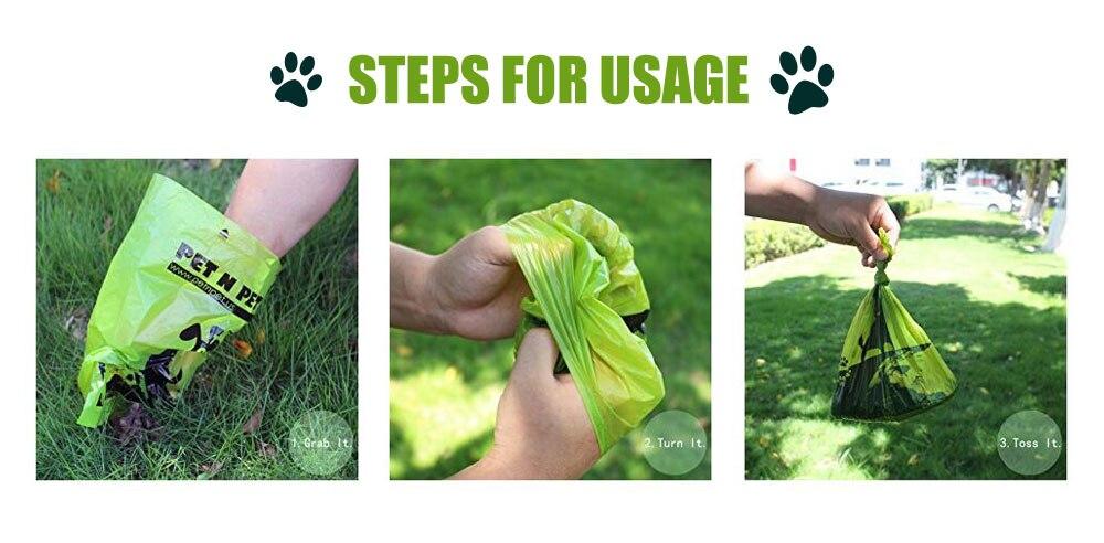 Earth Friendly Biodegradable Pet Poop Bags 52 » Pets Impress