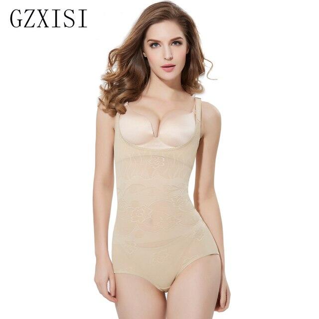 b1d696e485e79 Sexy Bodysuit Women Lingerie hot Shaper Slimming Underwear Shaper Butt  Lifter Ladies Slimming Suit Shapewear Pants Body Shaper