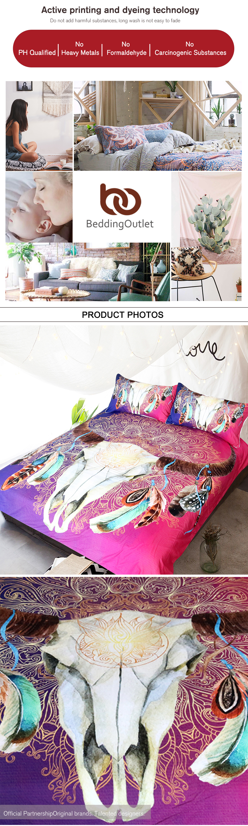 steel nongzi e tumblr comforter co soft pink gray sheets white placed pattern the tribal bed floral on print shabby with