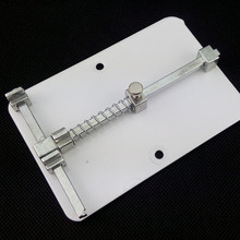 Free shipping Stainless steel cell phone pcb repair holder platform Maintenance fixtures mobile phone circuit boards repair tool