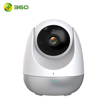 360 D706 Home Camera 1080P Full HD Mini IP Camera 32G WiFi Detection Wireless Infrared Security Camera Wide Angle 2-way Audio