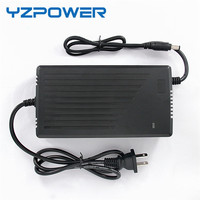 YZPOWER 84V 2A 2.5A Smart Lithium Battery Charger For 72V Li Ion Lipo Battery Pack EV