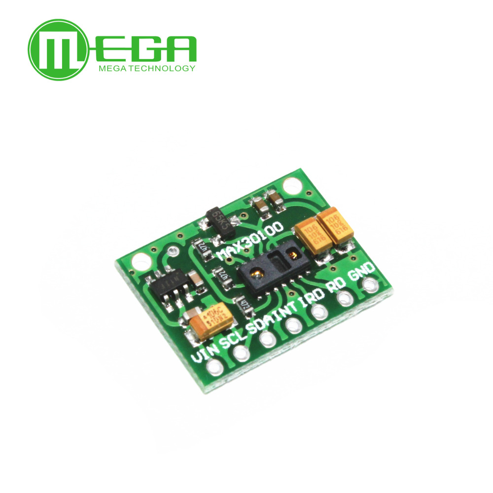 MAX30102 Heart Rate Oxygen Pulse Sensor Breakout Replace