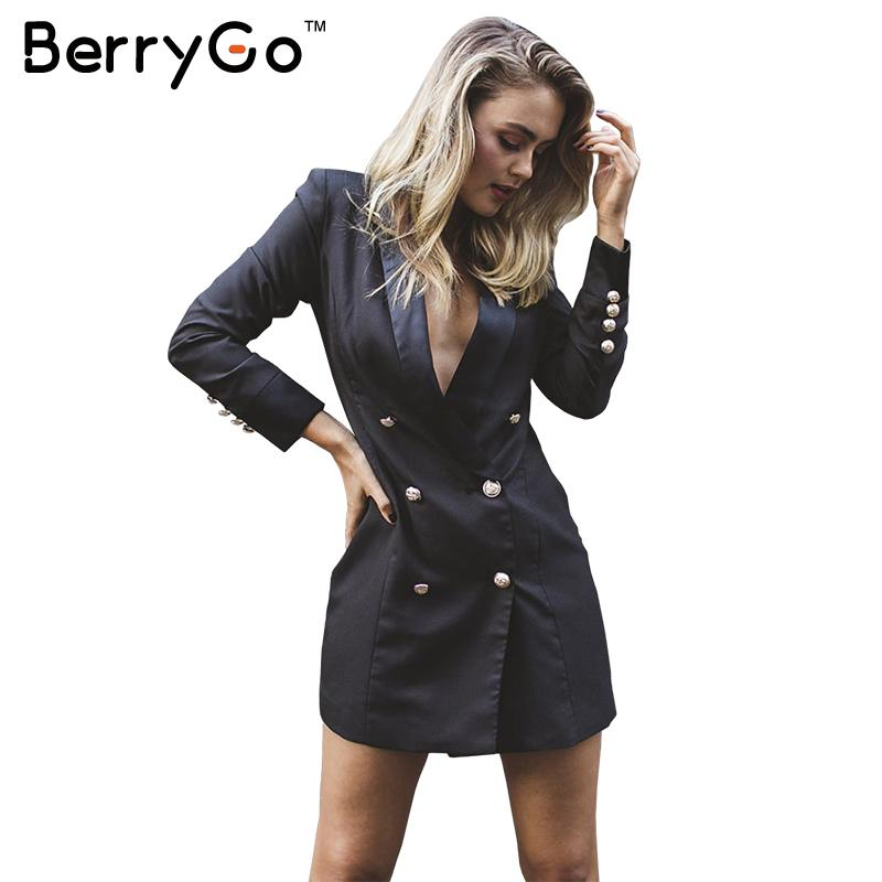 berrygo ol double breasted long suit blazer femme autumn cool slim white blazer women coat. Black Bedroom Furniture Sets. Home Design Ideas