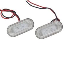 1 ペア 304 ステンレス鋼航海灯 12 V Led マリンボートヨット信号灯警告灯