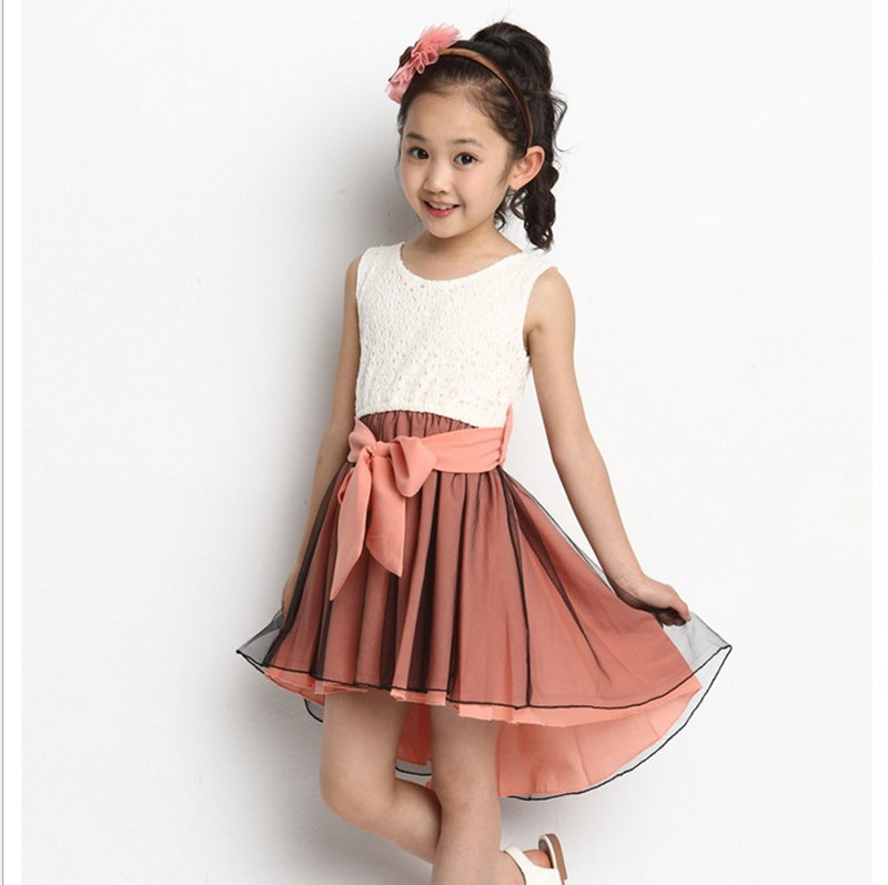13006305a648 Dovetail Girl Dress Kids Dresses For Girls Party Princess Evening Dress  Girl Clothes Vestidos De Festa Infantil 3 12 Years Old-in Dresses from  Mother & Kids ...