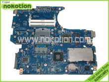 670795 001 laptop font b motherboard b font for HP aspire 4530s intel HM65 AMD graphics