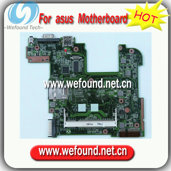 ФОТО 100% Working Laptop Motherboard for asus 1101HA Series Mainboard,System Board