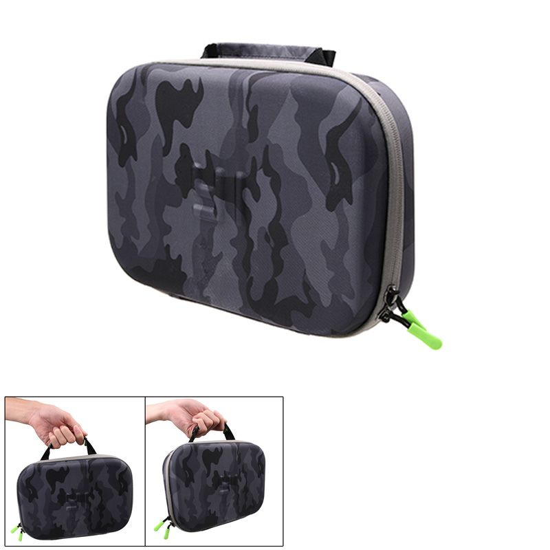 Camera Bag For Xiao Yi Waterproof Case Xiaoyi Storage Case Portable Camera Bags For Xiaomi Yi 4K Sport Action Camera Accessories image
