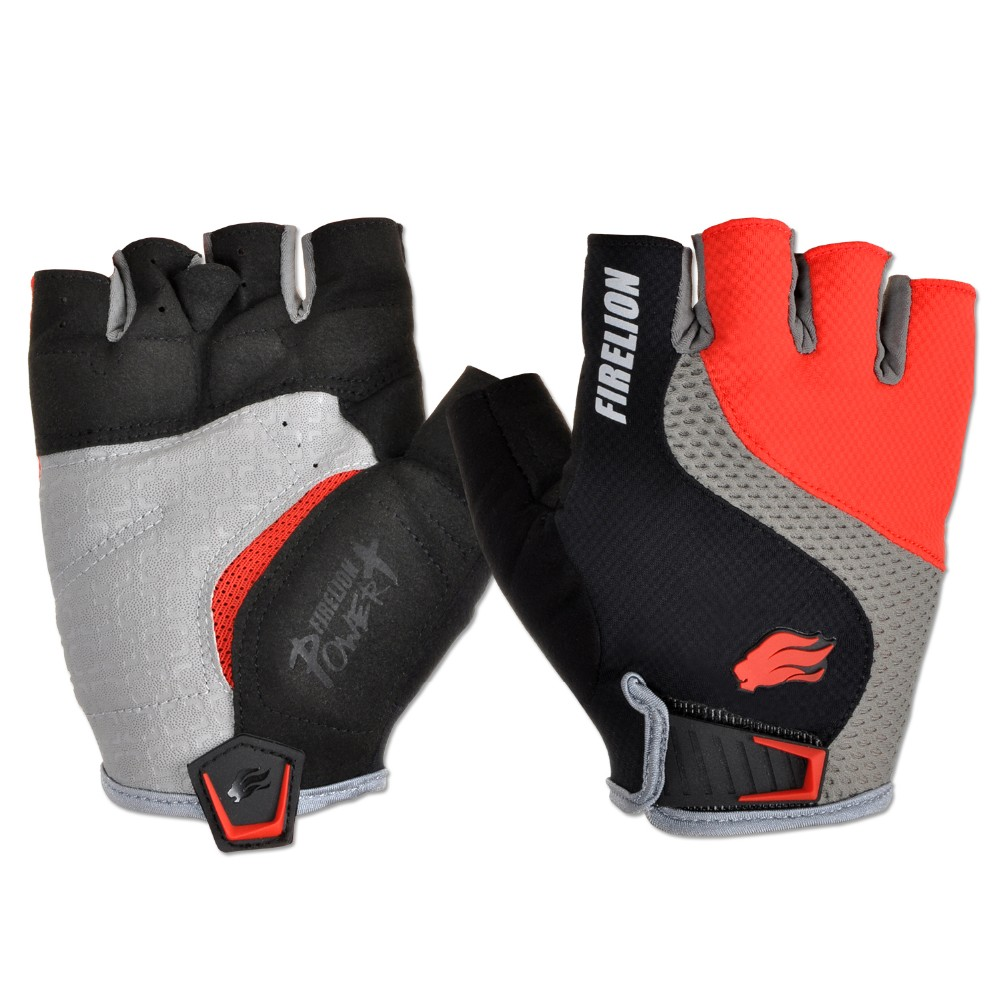 Cycling Gloves Half Finger Sports One size Outdoor Sports Perfect Colorful