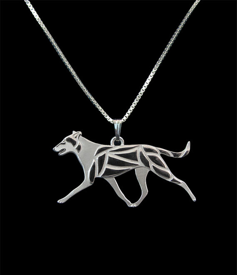 Hot  Women  Pendant Smooth Collie movement Necklace Trendy  best gift for friend