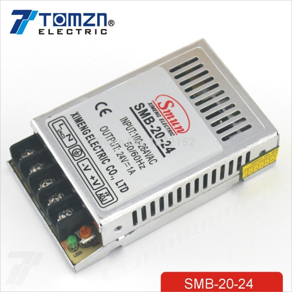 20W 24V 1A Ultra thin Single DC Output Switching power supply for LED Strip light smps 20w 24v 1a ultra thin single dc output switching power supply for led strip light smps