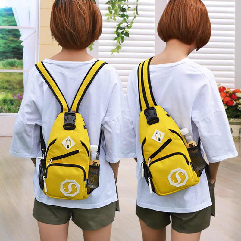 Mini Anime plecak kobiet różowy śliczne torby koreański 2018 moda mały plecak dla nastoletnich dziewcząt wodoodporne płótno Batoh plecak