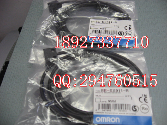 [ZOB] 100% new original OMRON Omron photoelectric switch EE-SX911-R 1M  --5PCS/LOT dhl ems 20 pc new original for omron micro switch d2vw 5l2 1m