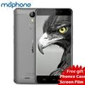 "Ulefone Металл 4200 мАч 4 Г Смартфон Android 6.0 MTK6753 Octa Ядро Мобильного Телефона 3 ГБ + 16 ГБ 13MP Отпечатков Пальцев OTG 5.0 ""HD Мобильный Телефон"