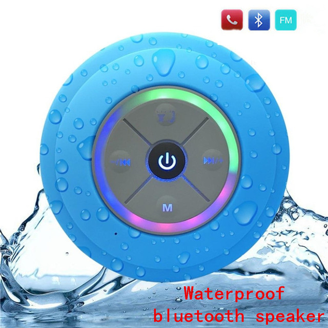 Waterproof Portable Bluetooth Speakers