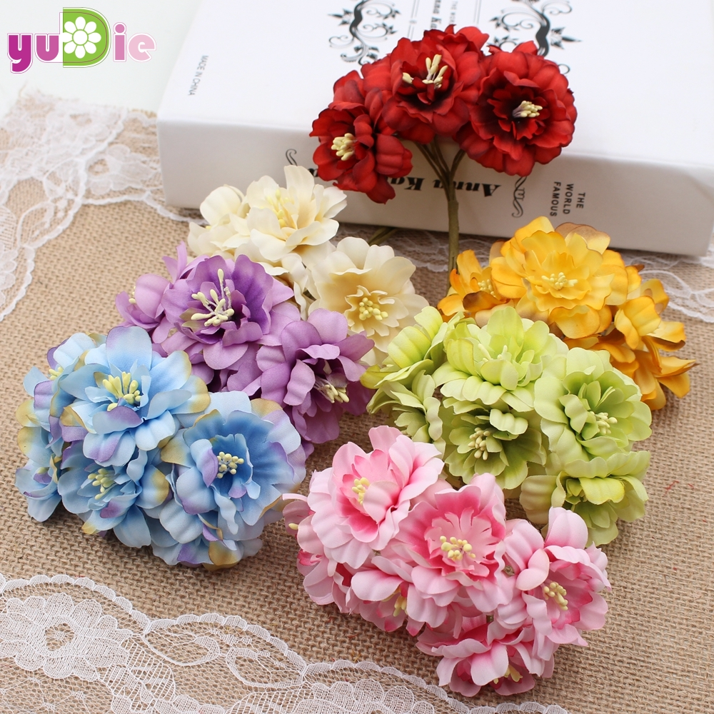 12pcs artificial silk peony wedding bouquet garland decorated 12pcs artificial silk peony wedding bouquet garland decorated handmade craft scrapbook supplies candy gift boxes decorated in artificial dried flowers izmirmasajfo