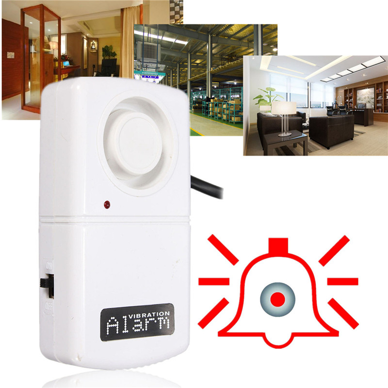 1 Pcs Security Safely Home Alarm Automatic Alarm 120 Db Power Blackouts Electric Burglar Alarm 220v 380v New High Quality