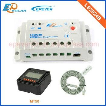 12V 20A PWM EP series high quality Solar controller LS2024B 20amps MT50 remote Meter EPSolar Brand Original supply