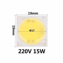 AC220V 12W 15W 20W nowa ceramika żarówki LED COB Chip 30W 50W lampa inteligentny IC dobrej jakości Chip na zewnętrzny projektor oświetleniowy DIY ciepły biały