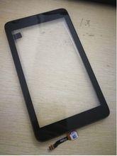 "7 ""PULGADAS de pantalla táctil Para Alcatel One Touch Pixi 3 (7) LTE 4G 9007x Tablet panel táctil pantalla digitalizador Del Sensor de cristal Envío Gratis"