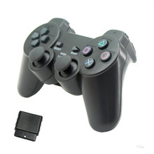 Wireless 2.4G Controller Gamepad 3 in 1 joystick For PS2 PS3