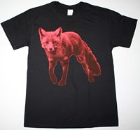THE PRODIGY FOX THE DAY IS MY ENEMY RAVE HARDCORE DANCE NEW BLACK T SHIRT 2017