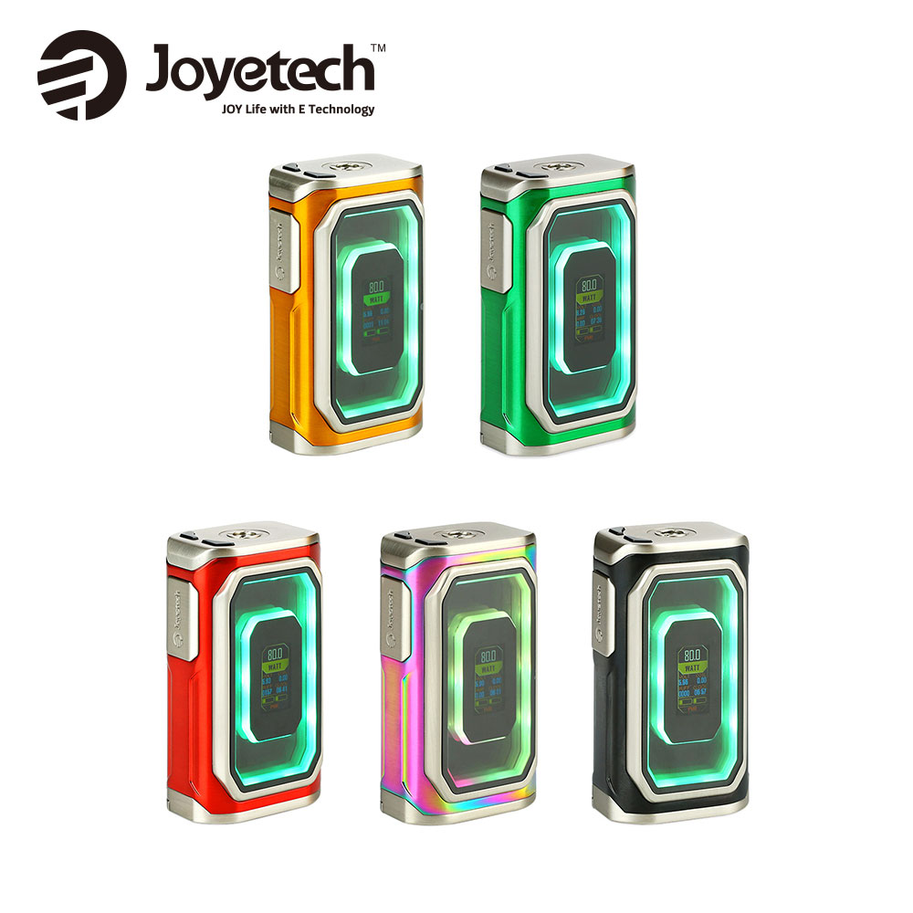 все цены на Original Joyetech ESPION Infinite 21700 230W TC Box MOD with 0.96-inch Display Max 230W Output No 18650 Battery Box Mod Vape Mod