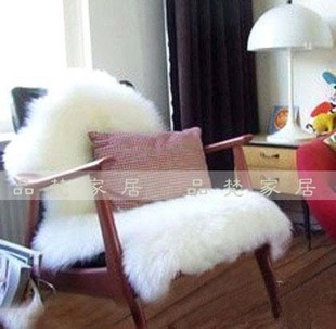 Pure wool carpet living room carpet sheepskin wool blanket sofa cushion piaochuang pad customize whitePure wool carpet living room carpet sheepskin wool blanket sofa cushion piaochuang pad customize white