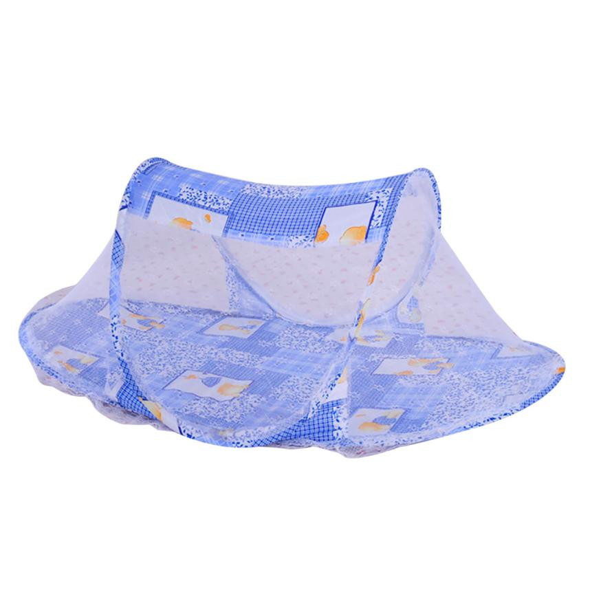 Portable Summer Infant Baby Crib Tent Baby Bed Mosquito Insect Cradle Net Foldable Mosquito Net Bedding Protection Mesh