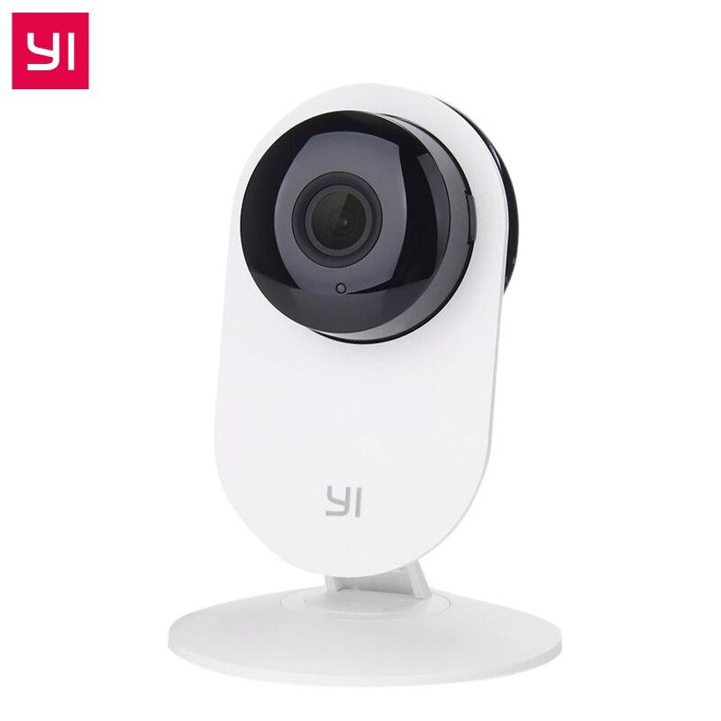 bilder für YI Hause Kamera 720 P Nachtsicht Video Monitor IP/Drahtlose Netzwerk Überwachung Home Security Internation Version (UNS/EU) Weiß