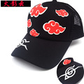 Узумаки наруто one piece Токио Вурдалака бейсболка snapback hat регулируемая аниме хип-хоп шапки гольф hat