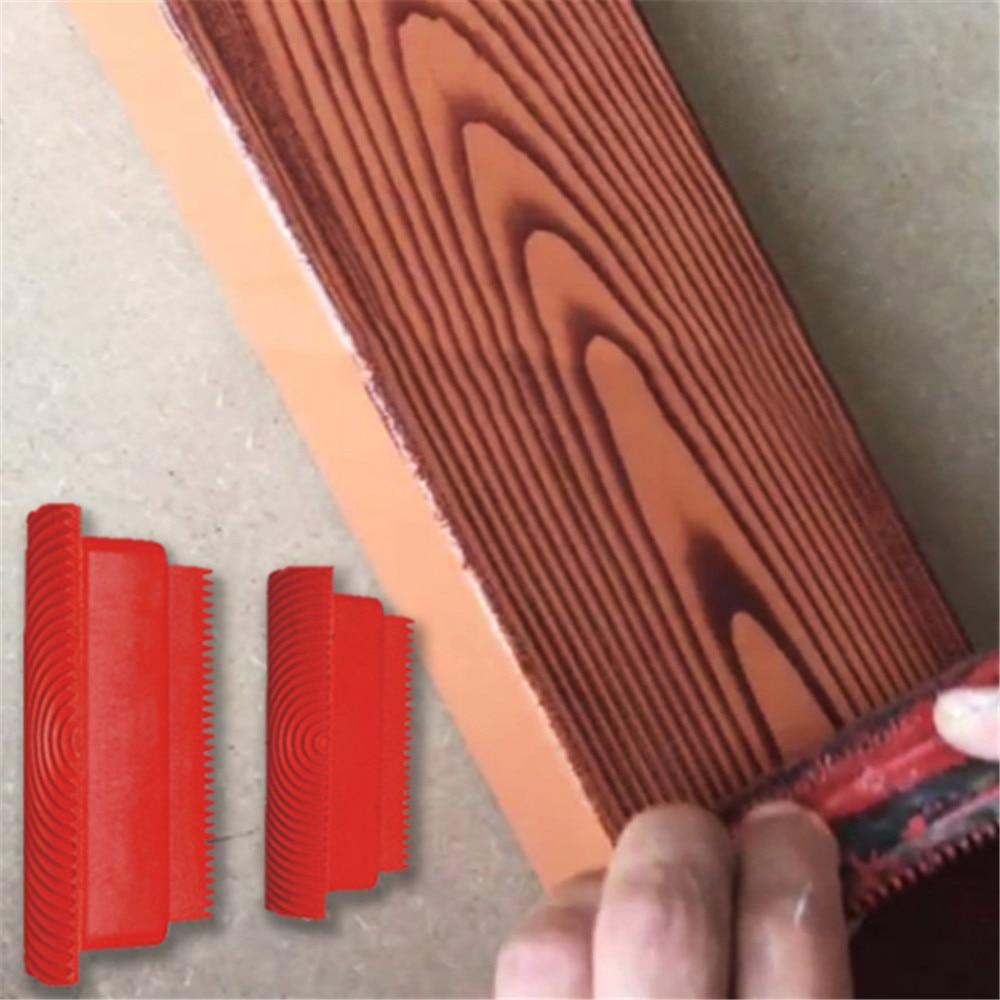 Wood Graining Tool Paint Brush