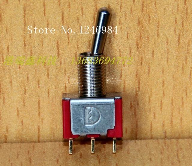[SA] Brachypodium T8013 одиночный штатив Error source M6.35 тумблер переключатель Q11 taiwan Deli Wei 1MS1- 100 шт/лот
