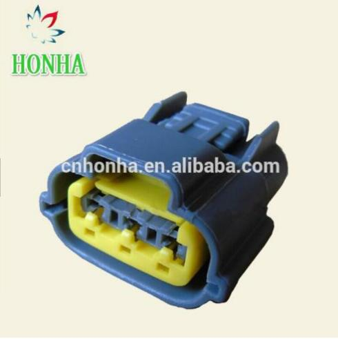 US $13 29 5% OFF|Free shipping Ignition Coil Connector Plug for Nissan  Skyline Harness clips sr20 rb20 rb25 rb26 3 pin connector 6098 0141-in  Cables,