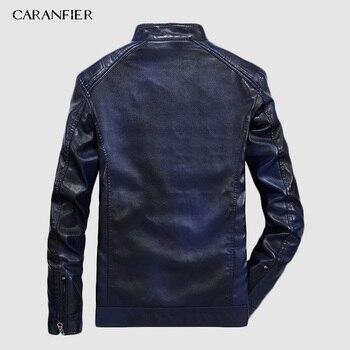 Faux Leather Jacket 5