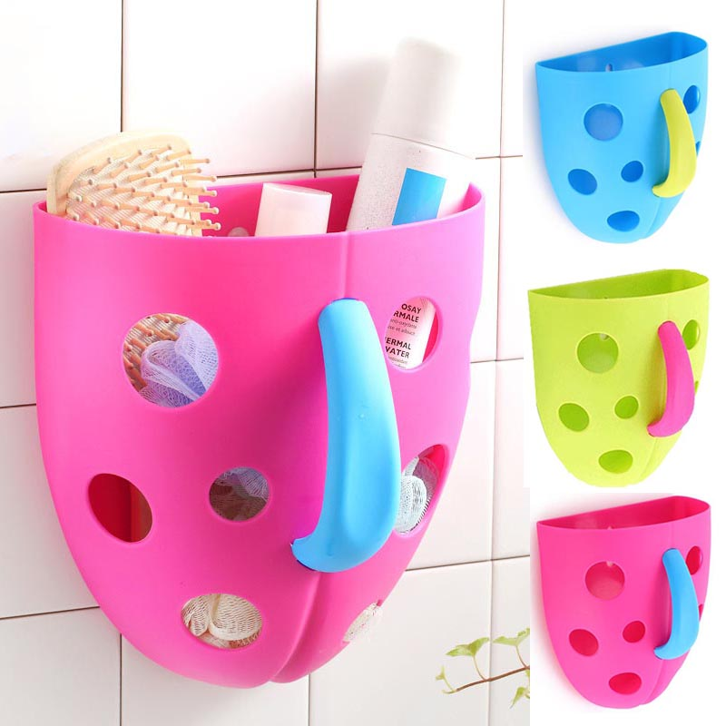 Baby Bath Toys Organizer Scoop Storage Bins For Toddler Hanging Basket Classic Storage