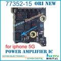 Para iphone 5 5g sky77352-15 amplificador de potência gsm/gprs/edge 77352-15 módulo amplificador de potência chip ic novo, 5 pçs/lote