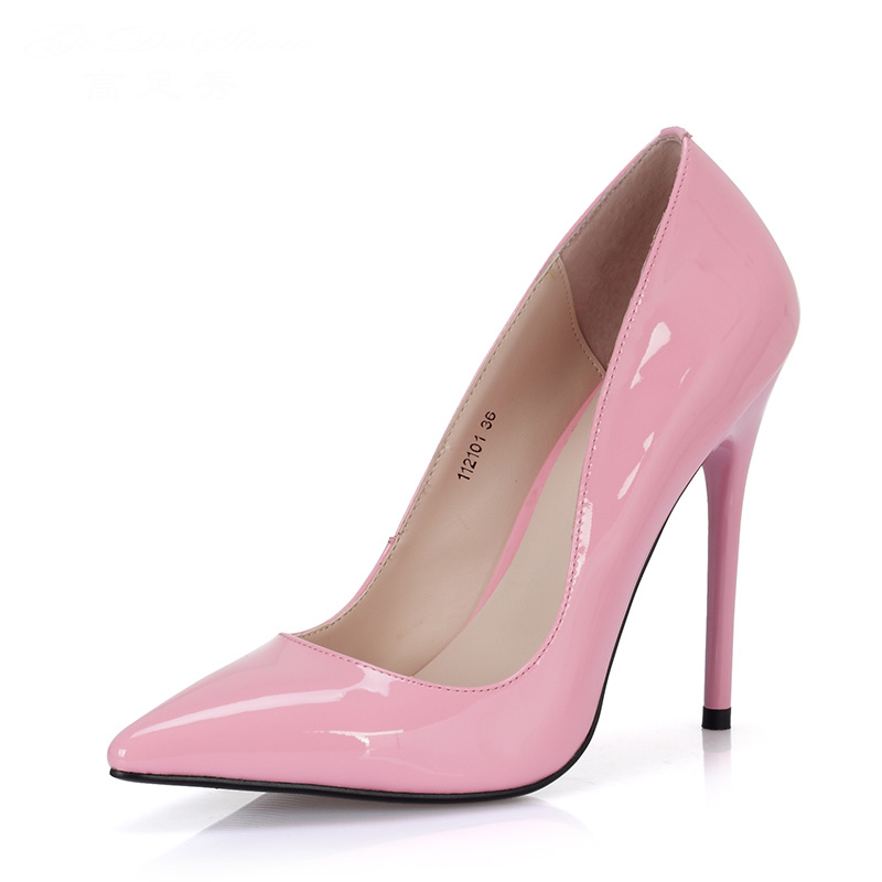 Popular Hot Pink Stilettos-Buy Cheap Hot Pink Stilettos lots from ...
